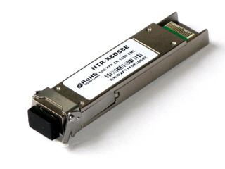 10Gbps XFP Transceiver, Single mode, 10km, LC, 1310nmDFB