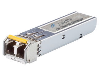 155Mbps SFP Transceiver, Single mode, 10km, LC, 1310nmDFB, w DDM