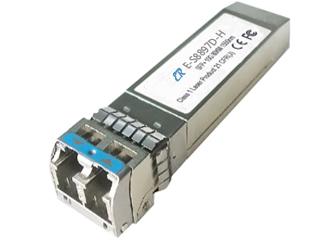10G SFP+ Transceiver, Multimode, 300m, LC, 850nmVCSEL, w DDM